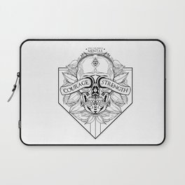Courage Is What You Need Laptop Sleeve