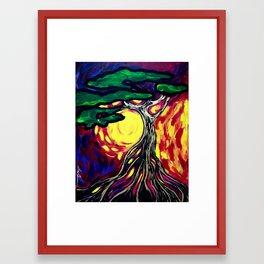 Eternal Framed Art Print