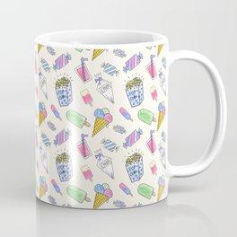 Popart candy and ice-cream Coffee Mug