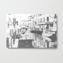 A view of Venice Metal Print