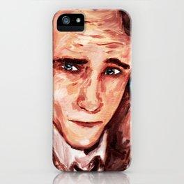 Hiddleston iPhone Case