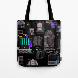 Buenos Aires #A02 Tote Bag