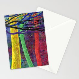 My favorite trees Stationery Cards
