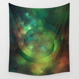 Impossible Circle Wall Tapestry