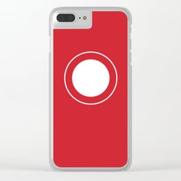 Riri Williams - Ironheart Clear iPhone Case