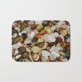 Beautiful Gemstones Bath Mat