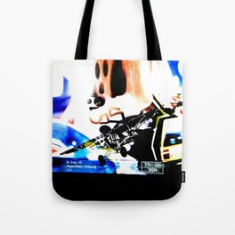 Uncle Richard - LIFE CURRENT series... Tote Bag