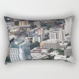 Skyscrapers Rectangular Pillow