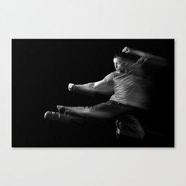 Grace & Ease Canvas Print
