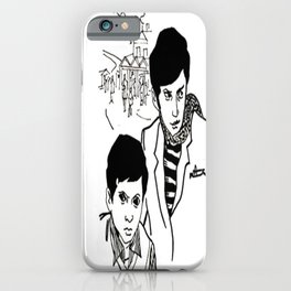Feludar Goendagiri iPhone Case