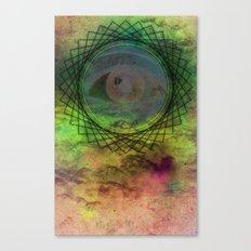 The Grand Delusion Canvas Print