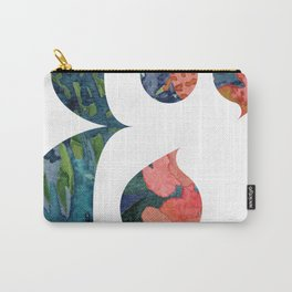 AMPERA FLORA Carry-All Pouch