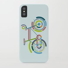 Bicyrcle iPhone X Slim Case