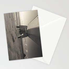 Morning Sea Pier Stationery Cards
