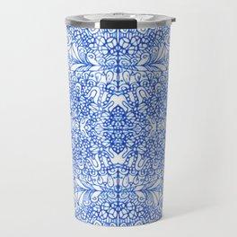 Mehndi Ethnic Style G338 Travel Mug