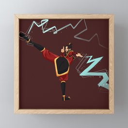 Azula ATLA Framed Mini Art Print
