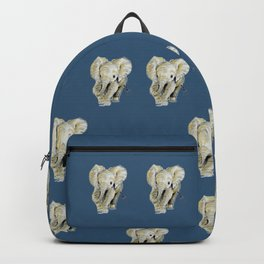 Baby Elephant Backpack