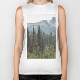 Escape to the Wilds - Nature Photography Biker Tank