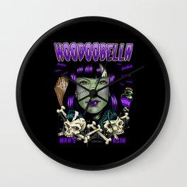 HoodooBella Wall Clock