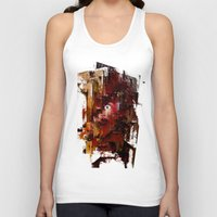 portal Tank Tops featuring portal by sewec