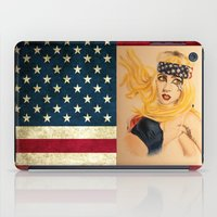 telephone iPad Cases featuring Telephone by Sergiomonster