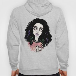 Nuclear Lover -Charli XCX Hoody
