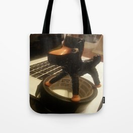 Ninja Pokey Tote Bag