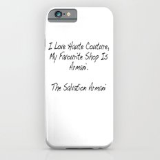 Haute Couture Slim Case iPhone 6s