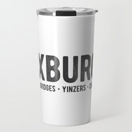 Defining Pixburgh Travel Mug