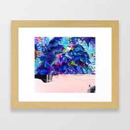 Girl from the North Country Framed Art Print