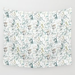 Little Eucalyptus Wall Tapestry
