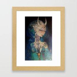 hator Framed Art Print