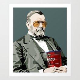 President Grant Art Print