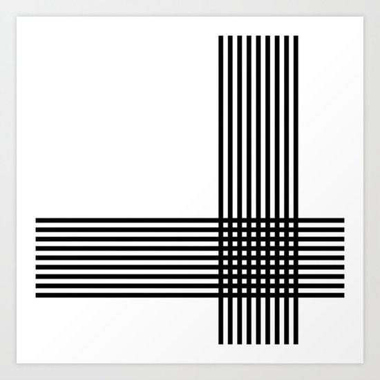 krizanje v.2 Art Print