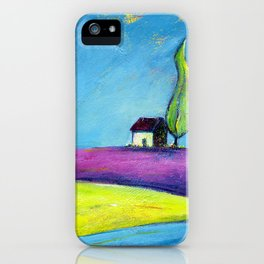 The Little House iPhone Case