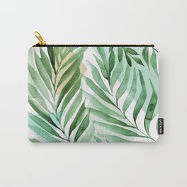 Breezy Palm Trees Carry-All Pouch