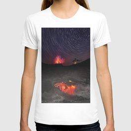 Kilauea Volcano Eruption .4 T-shirt