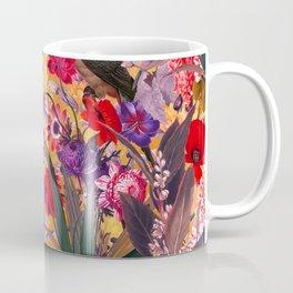 Floral and Birds XXVIII Coffee Mug