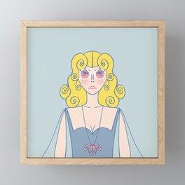 Call Me Sassy Framed Mini Art Print