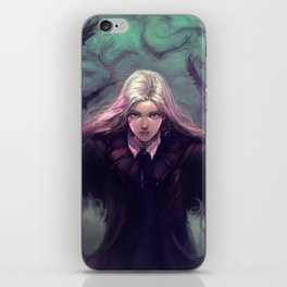 SOPHIE OF THE WOODS BEYOND iPhone Skin