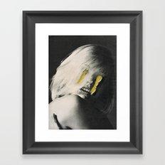 lagrimas negras (lemon) Framed Art Print