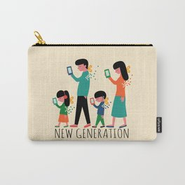 New Generation Carry-All Pouch