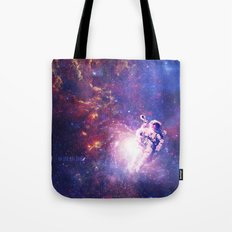 In The Center Of The Milky Way Tote Bag