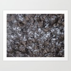 Artificial Nacre Art Print