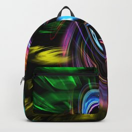 Abstract perfection 46 Backpack