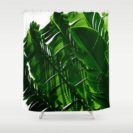 Green Me Up Shower Curtain