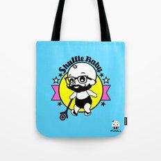 Shuffle Baby Tote Bag