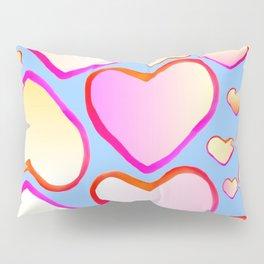 Heart of love Pillow Sham