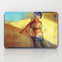 punk iPad Cases featuring Punk by clayscence