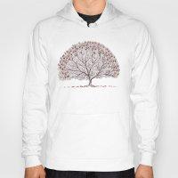 magnolia Hoodies featuring Magnolia by HazelAlice